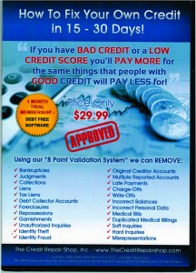 credit repair dvd